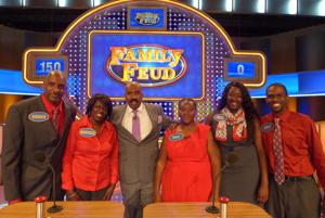 Family from Rome to appear on Family Feud