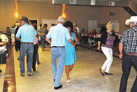 Ringgold dancing