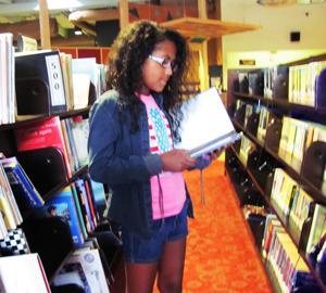 Alison Williams, Rockmart Library