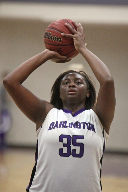Girls Basketball: Adairsville at Darlington