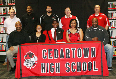 Chubb makes it official