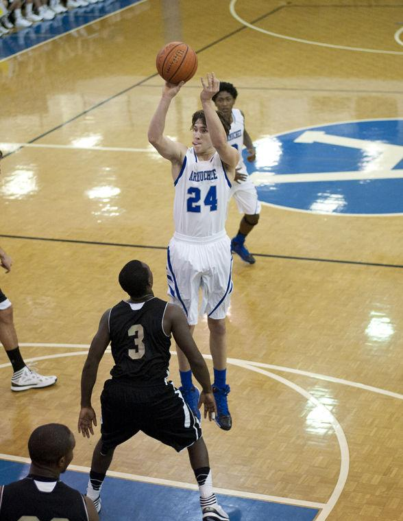 Calhoun @ Armuchee boys Basketball