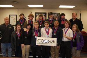 Coosa High School wins 2014 Academic Decathlon