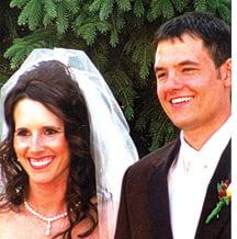 Long, Jones wed May 30