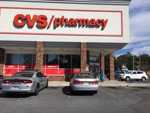 Man brandishes handgun, demands medication at CVS in Calhoun