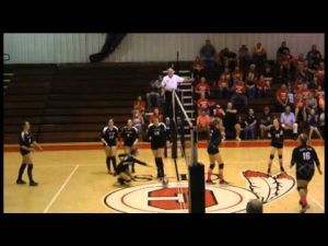 Region 5-AA volleyball tournament: Chattooga shuts out Coosa at home 2-0
