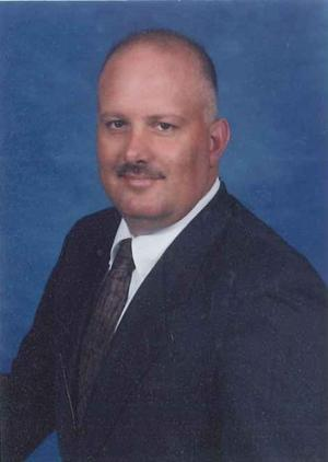Floyd County Police Department Captain Gary Conway