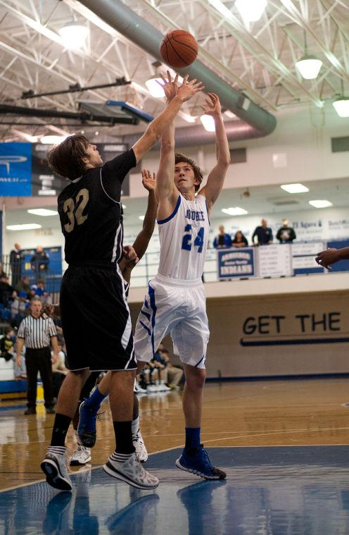 Calhoun @ Armuchee boys Basketball