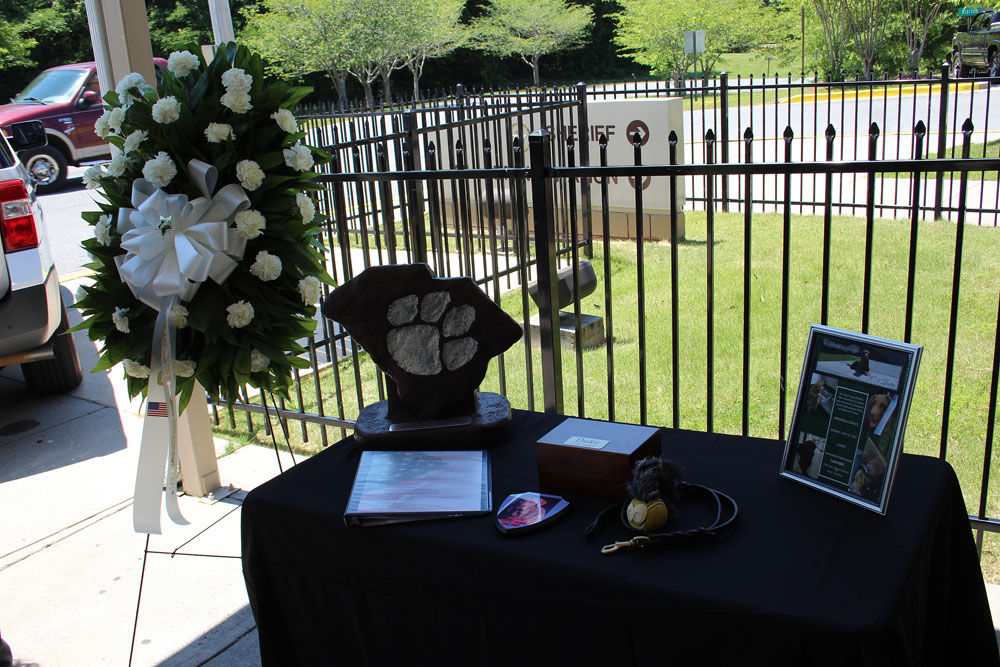 Memorial for Duke