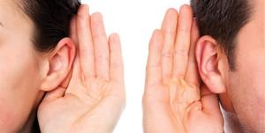 COLUMN: The difference between hearing and listening
