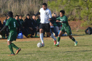 BOYS SOCCER: Eagles drop region game at home against Murray County, 4-2