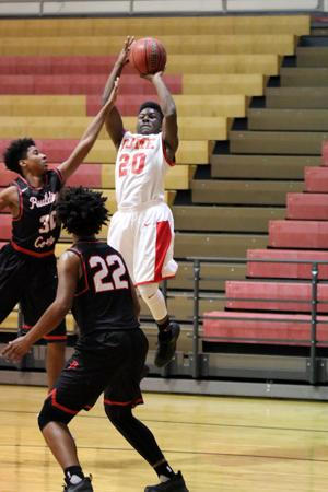BOYS BASKETBALL: Reddish scores game-high 16 points as Rome loses 46-45 to Paulding County