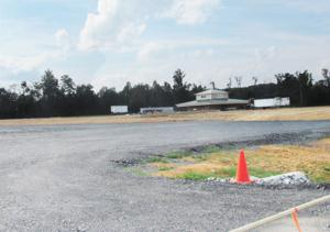 <p>The Polk County Board of Commissioners has approved paving an area in the new sports complex, located in Rockmart. The site is nearing completion, according to Mayor Steve Miller of Rockmart.</p>