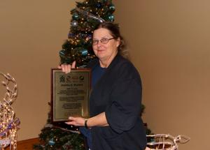 Decades of service at GEO awarded
