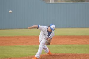 Baseball: Model keeps region foe Dade County at bay in 7-AA victory