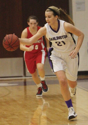 Girls Basketball: Darlington v. Providence Christian