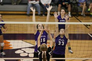 PREP VOLLEYBALL: Wins would put 4 local teams in Final Four