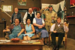 """<p>The Ringgold Playhouse held its first annual awards show on Friday, Nov. 14, and the summer comedy, """"The Foreigner,"""" garnered the most wins of the night with five. (Ca-toosa News photo/Matt Ledger)</p>"""