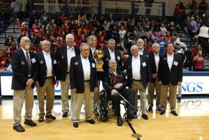 BASKETBALL: Champs from 50 years ago given Gold Ball