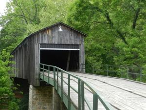 """<p>Euharlee, the """"Covered Bridge City"""", will be part of the festivities for the statewide barbecue competition</p>"""