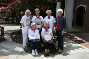50 Plus and Fabulous, Ladies answered the call in time of war