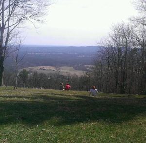 <p>The view from the House O' Dreams at Berry College. (Mary Lynn Ritch, RN-T)</p>