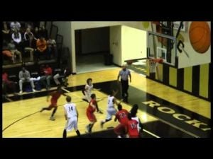 Rockmart boys win big at home over Cedartown in rival game 70-53