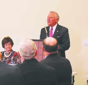 Governor makes visit to Gordon County