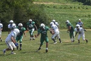 FOOTBALL: GSD comes up short at home