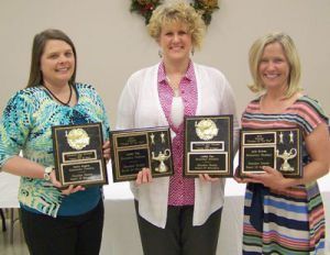 Countywide Educator Honorees 2014