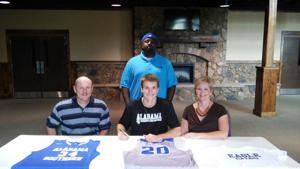 COLLEGE SIGNING: Armuchee's Jacob Booke
