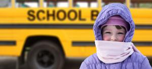 Children still in danger from cold temperatures