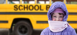 Children still in danger from cold temperatures