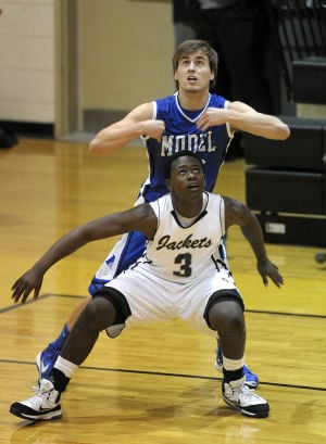 Boys Basketball: Model at Calhoun