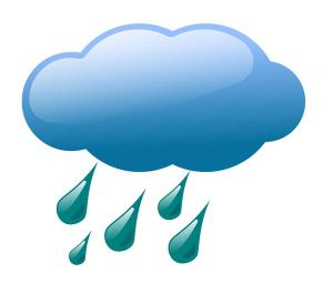 Today: A chance of showers, then showers likely and possibly a thunderstorm after 10am.