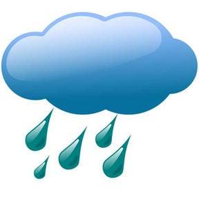Weather update: Rain still falling; some roads getting dangerous