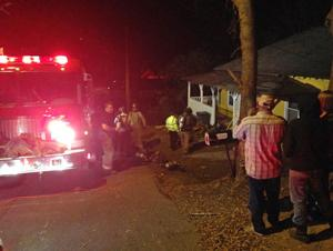 LaFayette residential fire started in kitchen