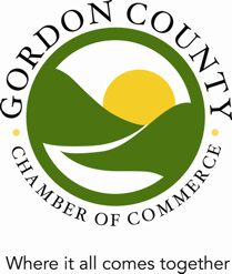 Information from the Gordon County Chamber of Commerce