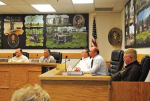 Fort Oglethorpe city council