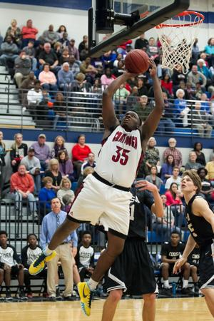 BASKETBALL: Chattooga holds up No. 1 seeding by beating Coosa in Region 7-AA semifinals