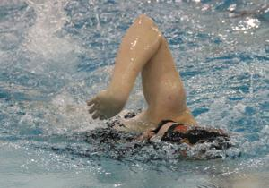 SWIMMING: Rome wins meet at home