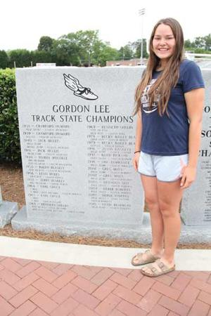 TRACK: Madelyn Lee named Walker County Girls' Track Athlete of the Year