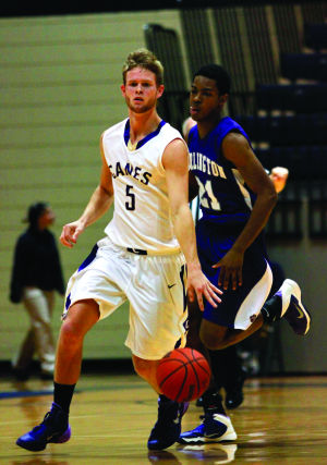 Holiday Tourney: Cartersville boys sprint into finals with 90-60 win over Darlington