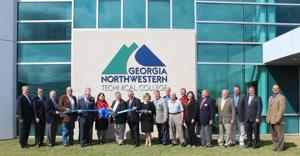 Georgia Northwestern Technical College celebrates opening of Catoosa County campus in Ringgold