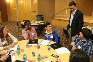 Over 170 Students Attend Rep. Graves' Youth Leadership Summit