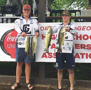 FISHING: GLHS anglers take top honors on Lake Nickajack