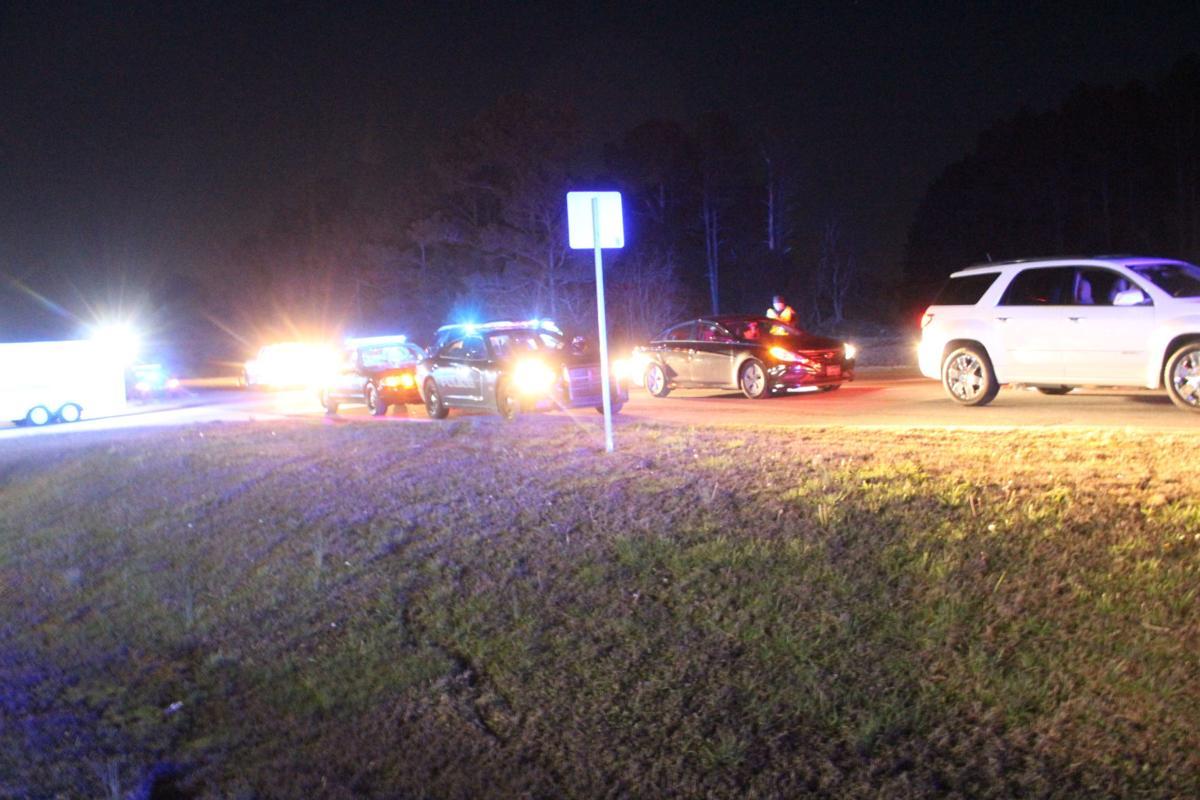 Polk County GOHS road check