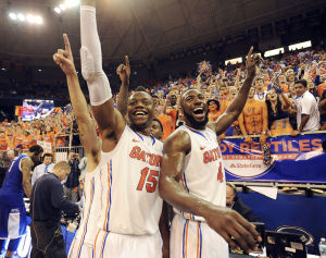 Florida makes history with win