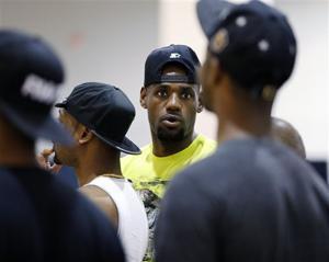 Free Agency LeBron Basketball