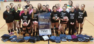 Set for Life Volleyball Club participates in